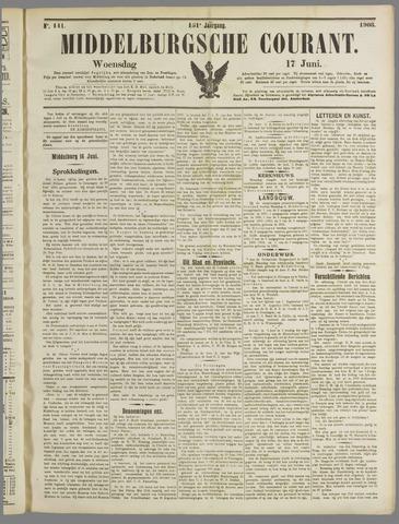 Middelburgsche Courant 1908-06-17