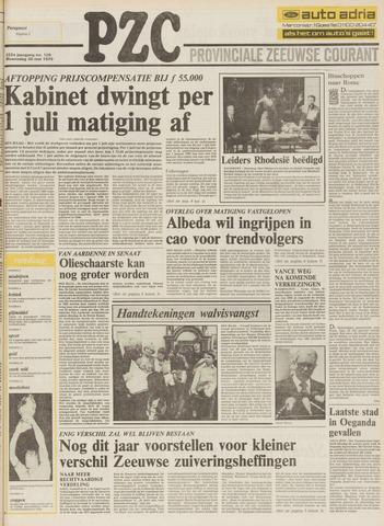 Provinciale Zeeuwse Courant 1979-05-30