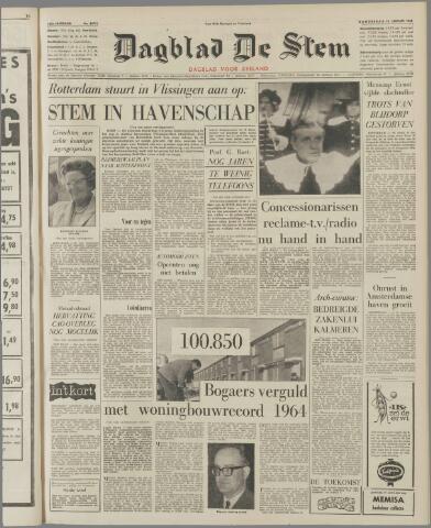 de Stem 1965-01-14