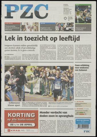 Provinciale Zeeuwse Courant 2013-04-22