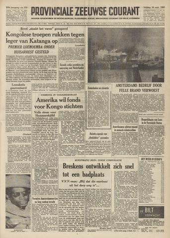 Provinciale Zeeuwse Courant 1960-09-16