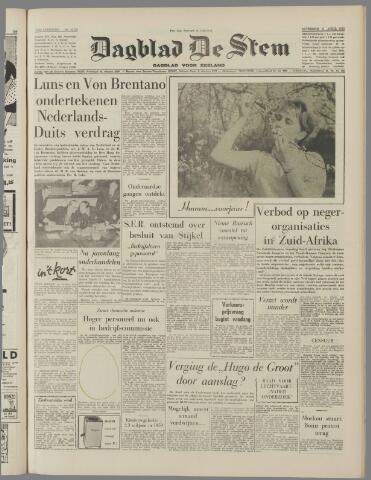 de Stem 1960-04-09