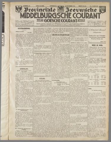Middelburgsche Courant 1933-11-23