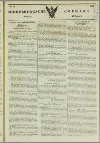 Middelburgsche Courant 1846-01-27