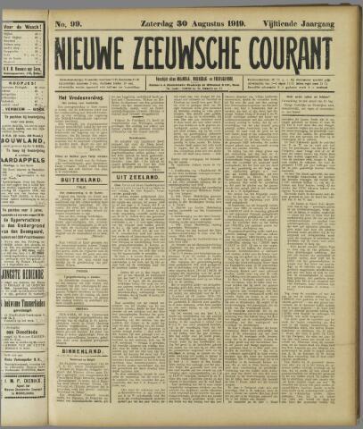 Nieuwe Zeeuwsche Courant 1919-08-30