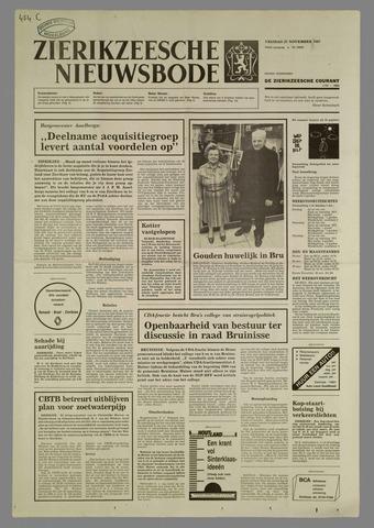 Zierikzeesche Nieuwsbode 1987-11-27