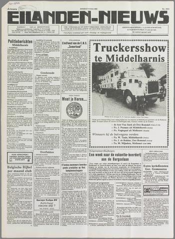 Eilanden-nieuws. Christelijk streekblad op gereformeerde grondslag 1985-07-16