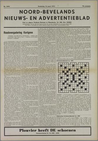 Noord-Bevelands Nieuws- en advertentieblad 1972-03-16