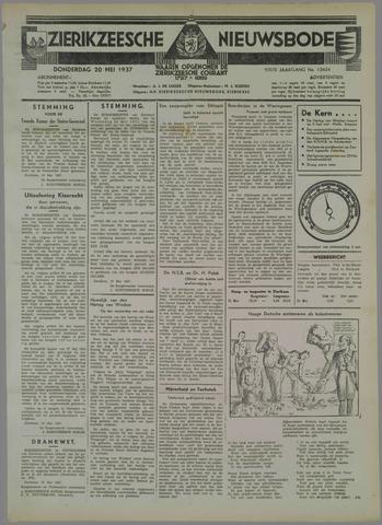 Zierikzeesche Nieuwsbode 1937-05-20