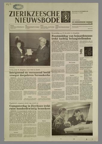 Zierikzeesche Nieuwsbode 1987-11-30