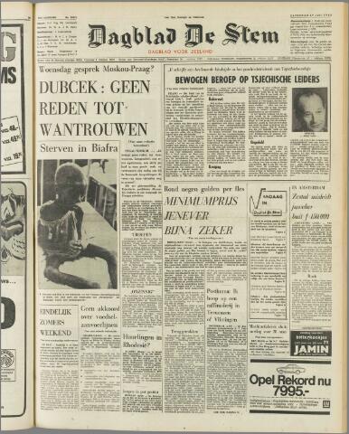 de Stem 1968-07-27