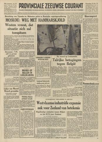 Provinciale Zeeuwse Courant 1961-02-15
