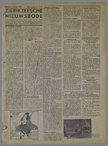 Zierikzeesche Nieuwsbode 1943