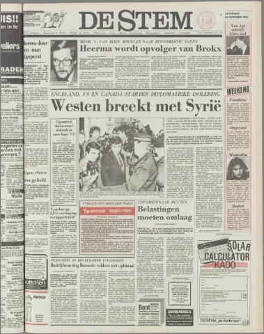 de Stem 1986-10-25