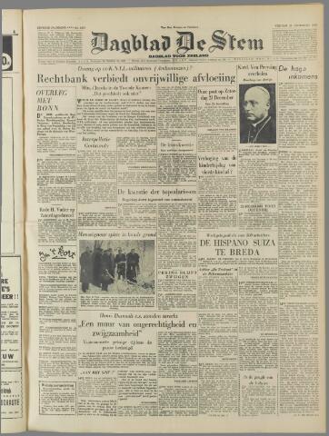 de Stem 1950-12-22