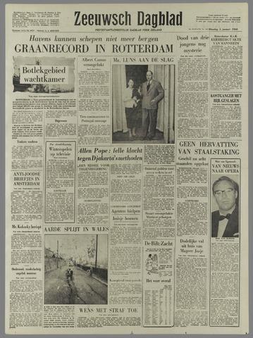 Zeeuwsch Dagblad 1960-01-05