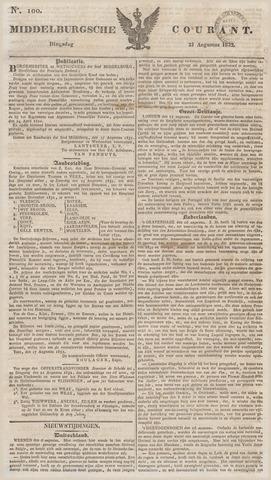 Middelburgsche Courant 1832-08-21