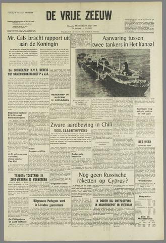 de Vrije Zeeuw 1965-03-29