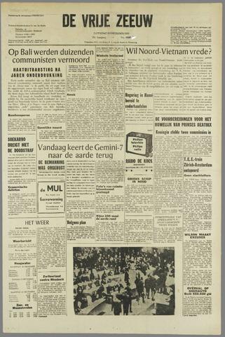 de Vrije Zeeuw 1965-12-18