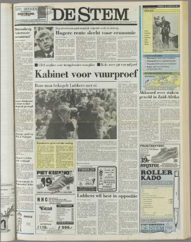 de Stem 1991-08-16