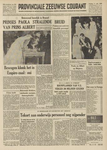 Provinciale Zeeuwse Courant 1959-07-03