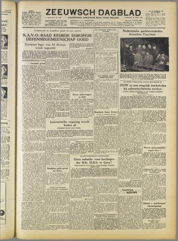 Zeeuwsch Dagblad 1952-02-23