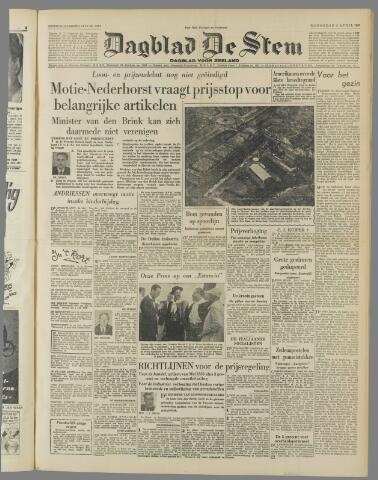de Stem 1951-04-04