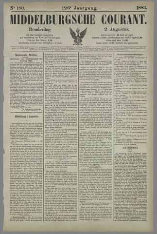 Middelburgsche Courant 1883-08-02