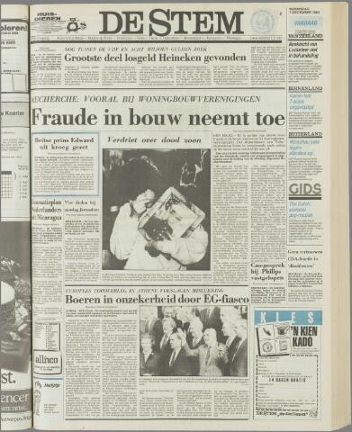 de Stem 1983-12-07
