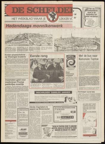 Scheldebode 1985-08-08
