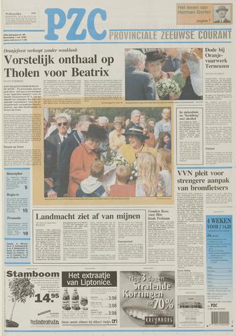 Provinciale Zeeuwse Courant 1996-05-01