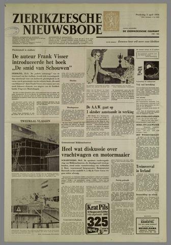 Zierikzeesche Nieuwsbode 1976-04-01