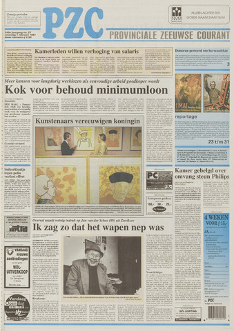 Provinciale Zeeuwse Courant 1997-02-01