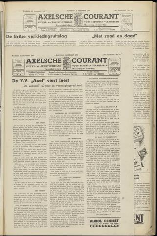Axelsche Courant 1951-10-31