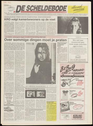 Scheldebode 1991-11-06