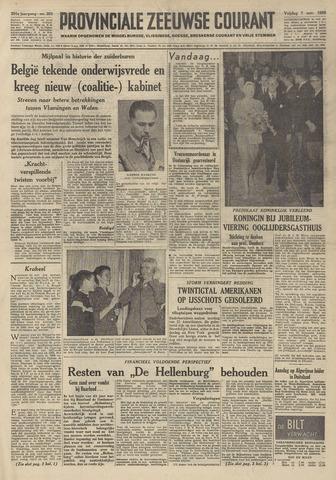 Provinciale Zeeuwse Courant 1958-11-07