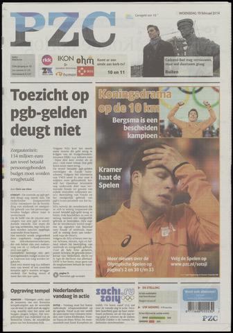 Provinciale Zeeuwse Courant 2014-02-19