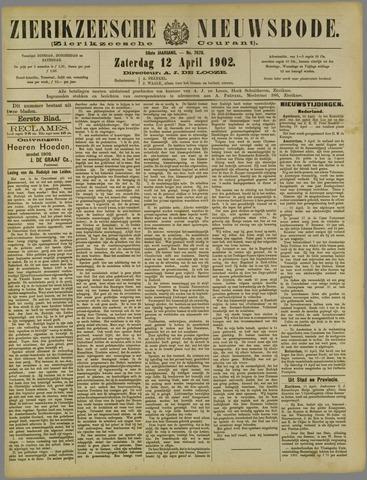 Zierikzeesche Nieuwsbode 1902-04-12