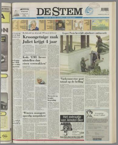 de Stem 1997-04-23