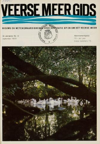 Zeeland Magazine / Veerse Meer Gids 1970-09-01