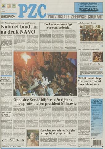 Provinciale Zeeuwse Courant 1999-08-20