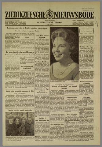 Zierikzeesche Nieuwsbode 1962-01-30