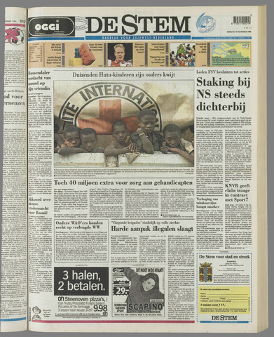 de Stem 1996-11-19