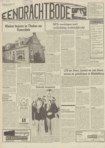 Eendrachtbode (1945-heden)/Mededeelingenblad voor het eiland Tholen (1944/45) 1979-11-08