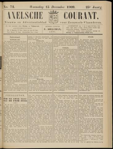 Axelsche Courant 1909-12-15