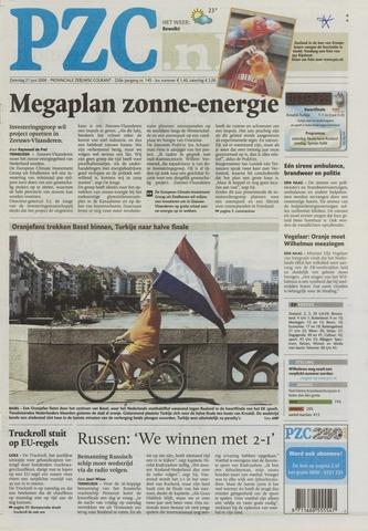 Provinciale Zeeuwse Courant 2008-06-21
