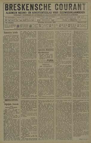 Breskensche Courant 1926-10-20