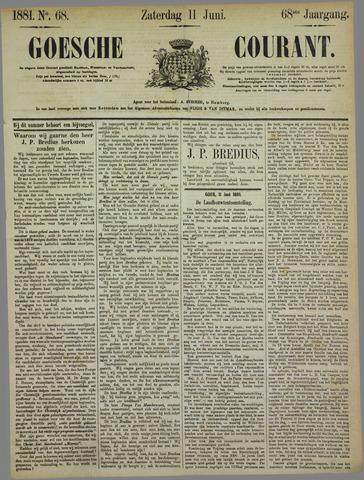 Goessche Courant 1881-06-11