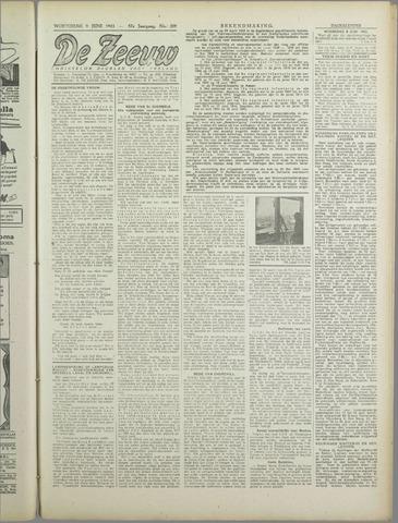 De Zeeuw. Christelijk-historisch nieuwsblad voor Zeeland 1943-06-09
