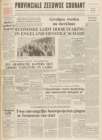 Provinciale Zeeuwse Courant 1970-07-23